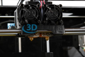 Wanhao Duplicator 4 Quality Fans for good cooling